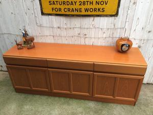 Retro mid century Mackintosh Sideboard vgc