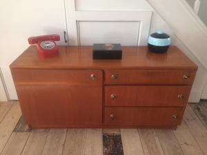 Retro mid century Mackintosh Small Sideboard