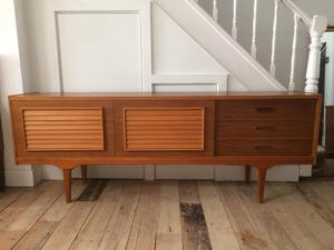 Retro mid century long John sideboard