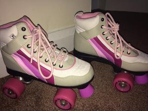 Roller boots