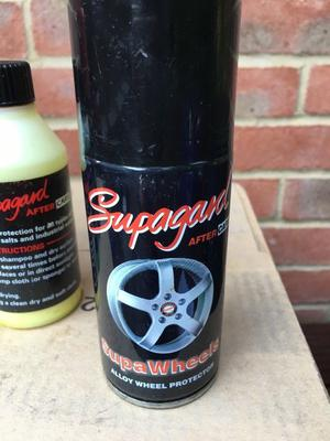 Car Cleaning Products alloys, wax polish