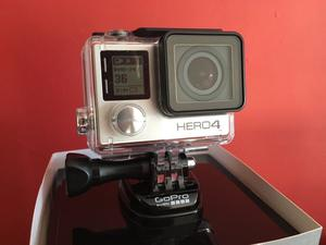 GoPro Hero 4 Camera and accessories.