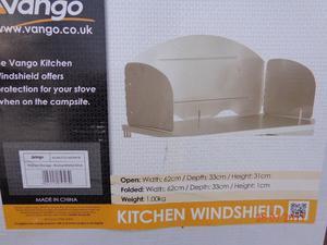 Mango cooker windshield