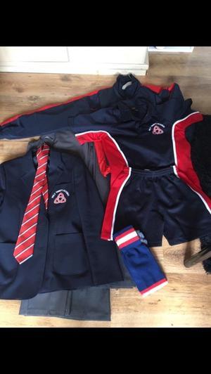 Holy Trinity Academy (Telford) School Uniform