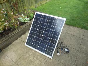 13w Portable Solar Generator Posot Class