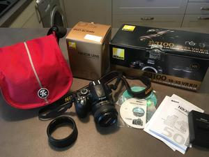 Nikon D and extras