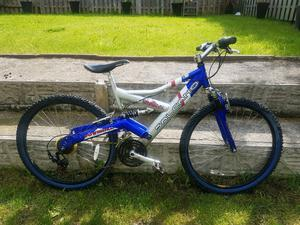 Victory Vegas Jackpot Adult Dual-Suspension Mountain Bike