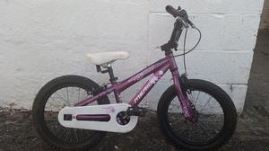 """Alloy 16"""" bike age 4-7yrs"""