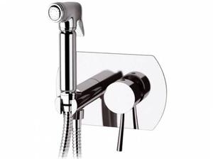 Handheld Toilet Sprayer Shower Bidet Combined with Easy Cont