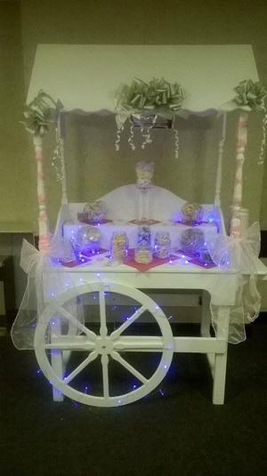 CANDY CART FULLY STOCKED WEST YORKSHIRE