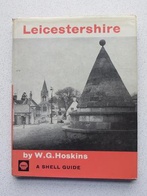 Leicestershire - local history books (4 titles)