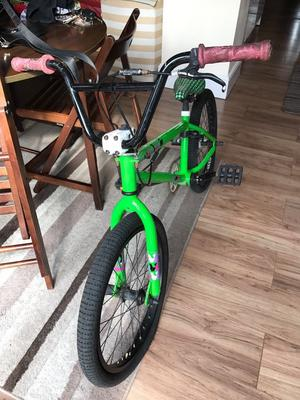 Gt bmx bicycle