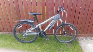 Claud butler swithblade hardtail mountain bike.