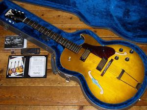 Epiphone E452TD Limited Edition 50th Anniversary  Sorrento with Gibson USA pickups