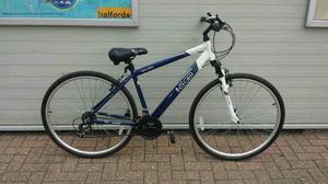 Hybrid sport bicycle