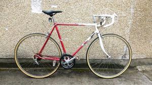 "Mens 23"" Abbey Tristar road bike large frame classic racer"