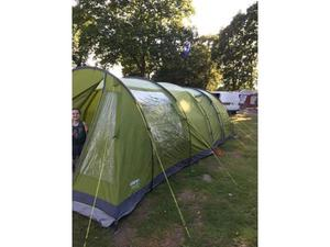 8 birth tent vango verona 8 dlx 4 double | Posot Class