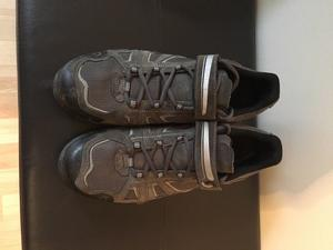 Scott touring cycle shoes 46