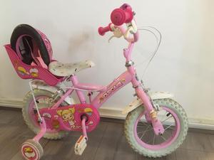 Girls Apollo cupcake bike