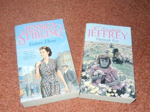 Jessica Stirling and Elizabeth Jeffrey Books