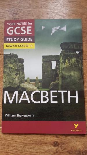 macbeth study guides Teacher resource guide lincoln center theater this resource guide for macbeth offers many thematic and theater learning opportunities for students in areas.