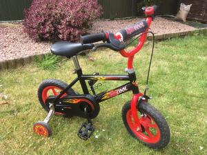 "Boys bike 10"" wheels"