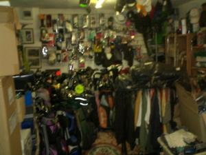 Golf accessories/ equipment and repair