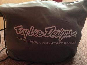 Troy Lee MTB helmet
