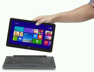 DELL VENUE PRO 11 TABLET PC TOUCHSCREEN laptop AND keyboard WINDOWS 10 PRO OFFICE RRP £500