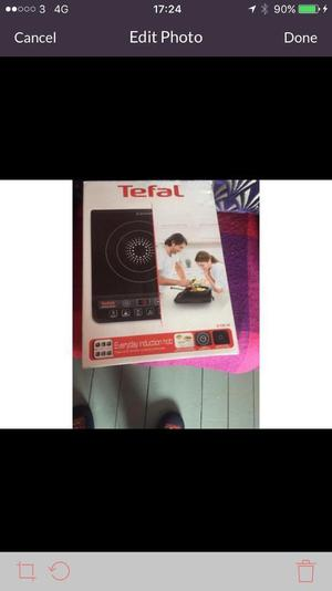 Tefal electric hob brand new in box