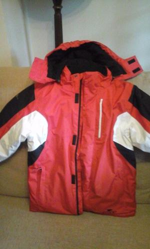 Boys padded jacket and trousers