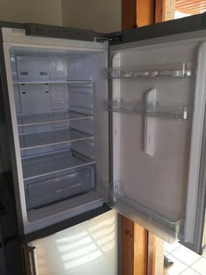 Fridge Freezer by Samsung in silver