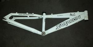 Saracen bike frame