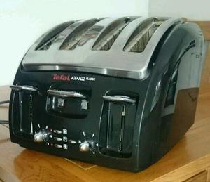 Tefal avanti four slice toaster