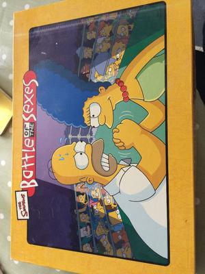Board game- simpsons