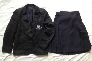 Closton Girls School uniform - Blazer and School Skirt
