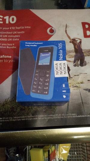 Nokia 105 unlock (BLACK)