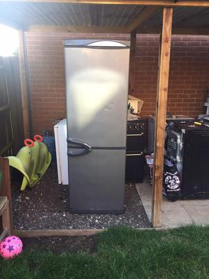 daewoo no frost multi flow fridge freezer manual
