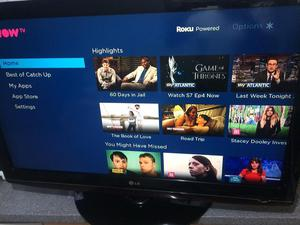 "LG42"" freeview full HD TV - excellent condition Collection Derby"