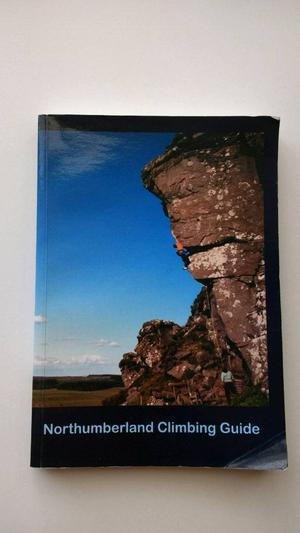 Northumberland Climbing guide