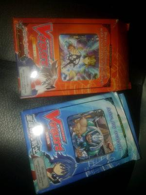 2 Cardfight Vanguard Starter decks