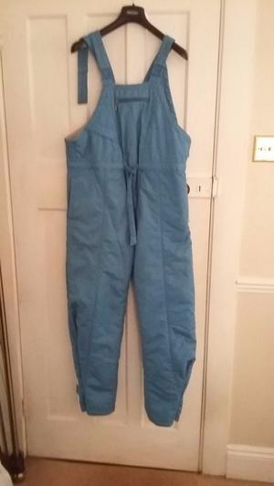 Men's Canadian ski pants,