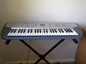 Casio Ct 670 Electric Keyboard With Stand Posot Class