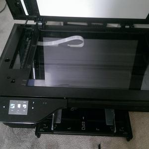 HP A3 PRINTER AND A3 SCANNER