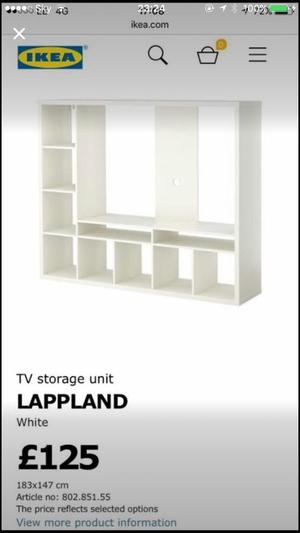 ikea tv stand instructions
