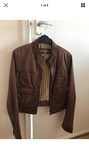 Leather jacket from next