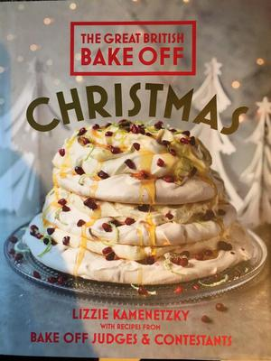 Great british bake off big book of baking Posot Class