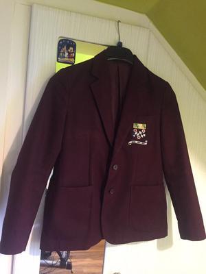 hugh faringdon school uniform size 32 boys