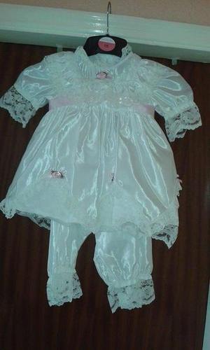 Girls Christening gown