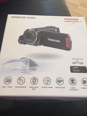 Toshiba CAMILEO X400